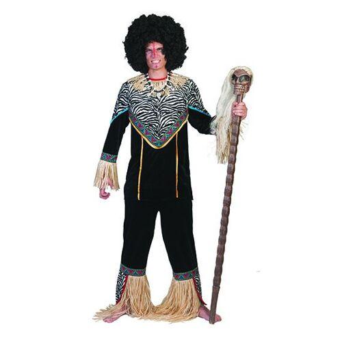 Feestbazaar Afrikaanse man kostuum