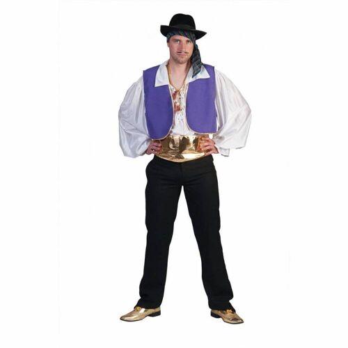 Feestbazaar Zigeuner kleding heren
