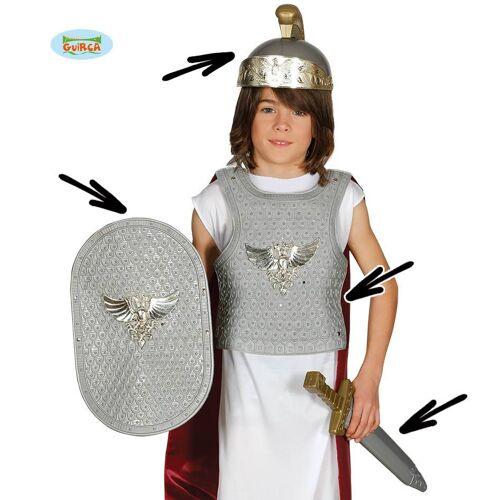 Feestbazaar Romeinse set 4-delig kind