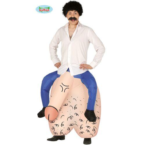 Feestbazaar Opblaasbaar Kostuum Man Balzak