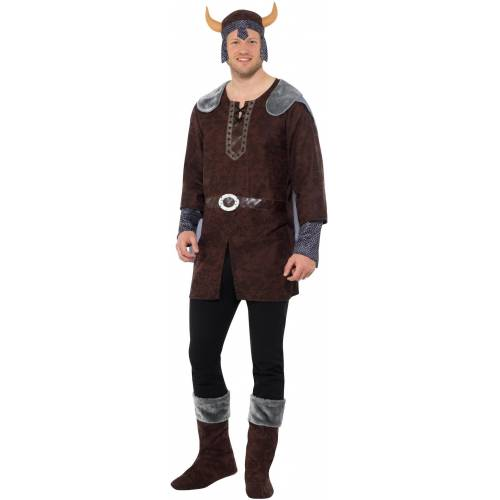 Feestbazaar Viking mannen kostuum