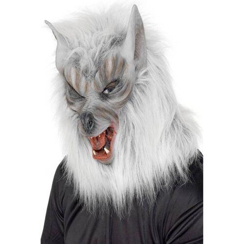 Feestbazaar Gezichtsmasker Wolf