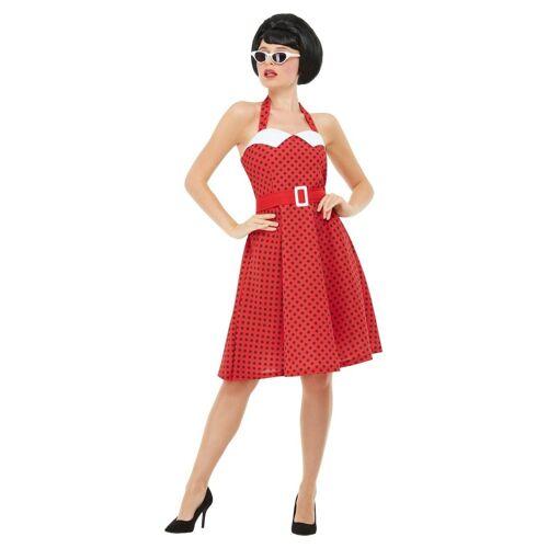 Feestbazaar 50s Rockabilly Pin Up Kostuum