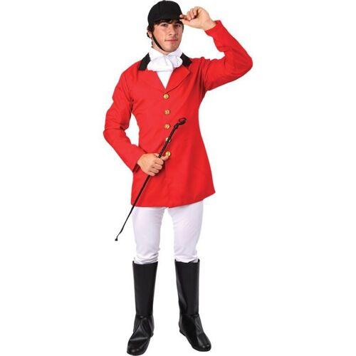 Feestbazaar Koninklijke Jager Kostuum Man