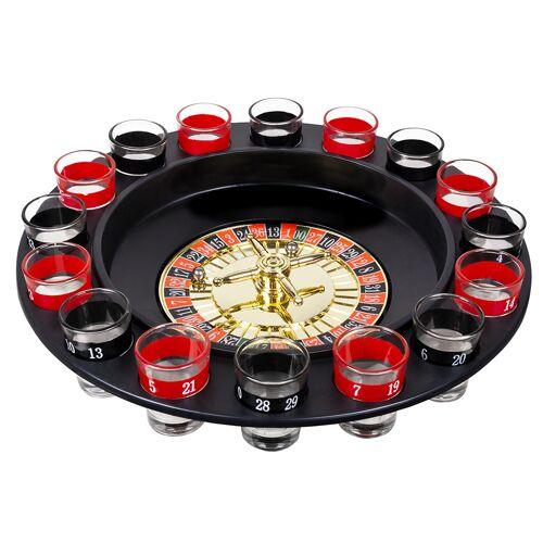 Feestbazaar Drankspel Roulette Set