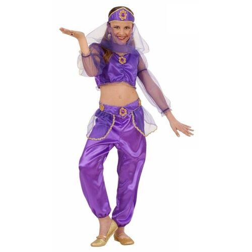 Feestbazaar Arabisch kostuum meisje