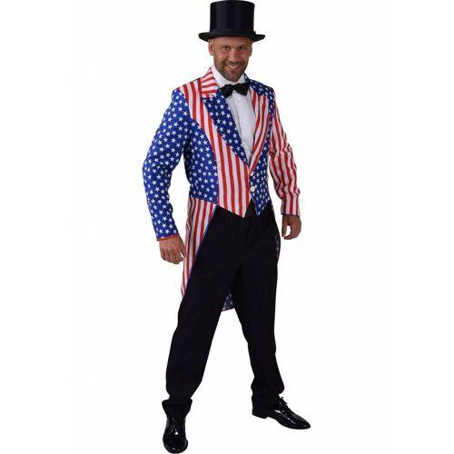 Feestbazaar Slipjas Amerika Stars and Stripes man