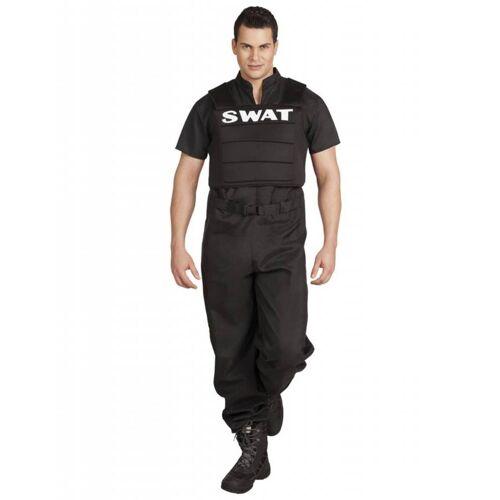 Feestbazaar SWAT kostuum mannen