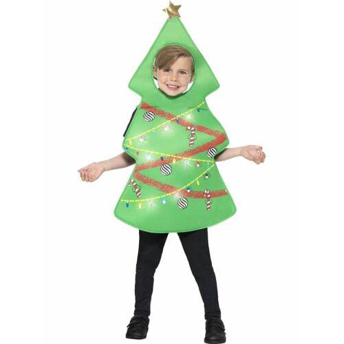 Feestbazaar Kerstboom kleding kind