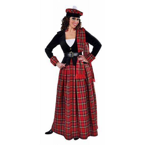 Feestbazaar Schotse schoonheid lang