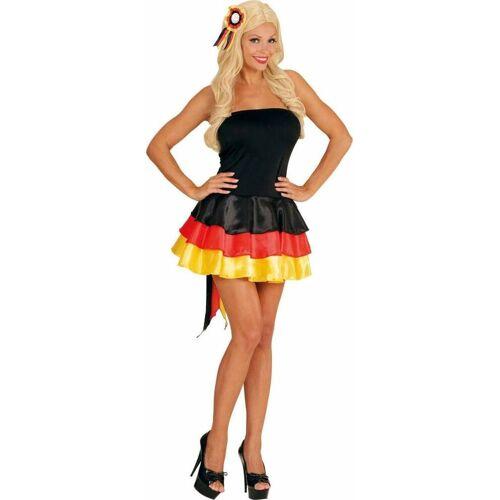 Feestbazaar Miss Duitsland jurkje
