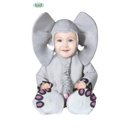 Feestbazaar Baby Olifanten pakje