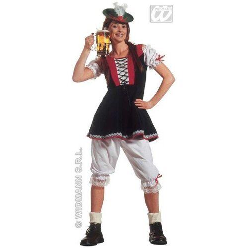 Feestbazaar Beierse dame kostuum