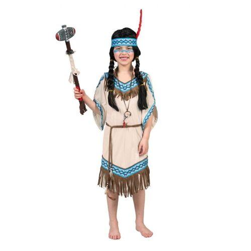 Feestbazaar Indianen Jurk Meisje Tipi