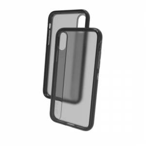 Gear4 Windsor iPhone X XS hoesje - Smokey Black Case
