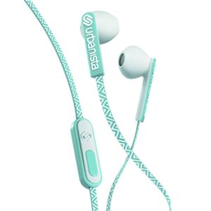 Urbanista San Francisco muziekoortjes earphones - Oceaan Blauw