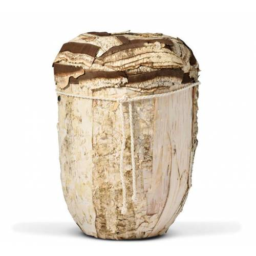 Biologische Eco urn van Berkenhout