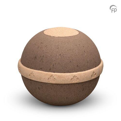 Biologische urn van zand: Geos