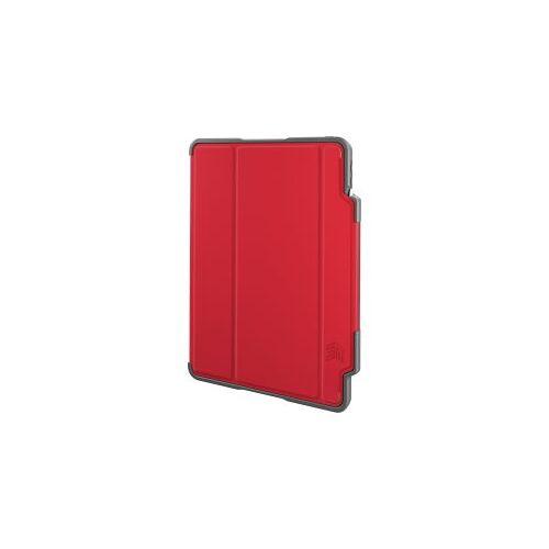 Apple STM Dux Plus Apple iPad Pro 11 (2018) Book Case Rood