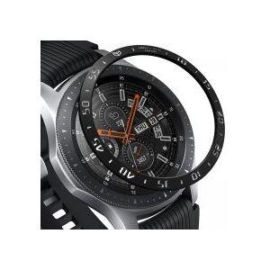 Ringke Bezel Styling Galaxy Watch 46MM Randbeschermer RVS Zwart