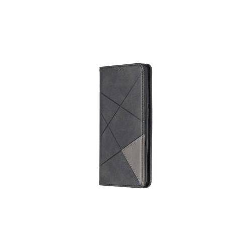 Huawei P30 Pro Hoesje Geometrie Portemonnee Zwart