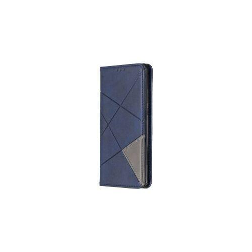 Huawei P30 Pro Hoesje Geometrie Portemonnee Blauw