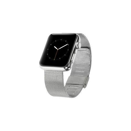 Apple Watch 40MM / 38MM Bandje Roestvrij Milanese Staal Zilver