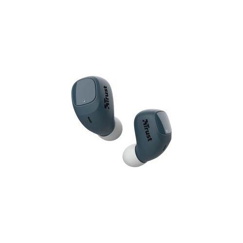 Trust Nika Compact Bluetooth Wireless Earphones Blauw