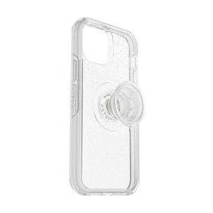 OtterBox Otter + Pop Symmetry iPhone 12/12 Pro Hoesje Stardust Clear