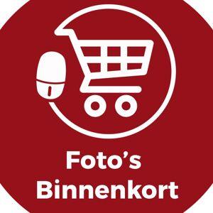 Casselin Handdroger Casselin, Wit Staal, automatisch, 27x20x24cm, 230V/2,5kW,12-15 seconden,  met draaibare kop