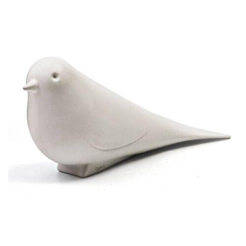Qualy deurstop duif wit