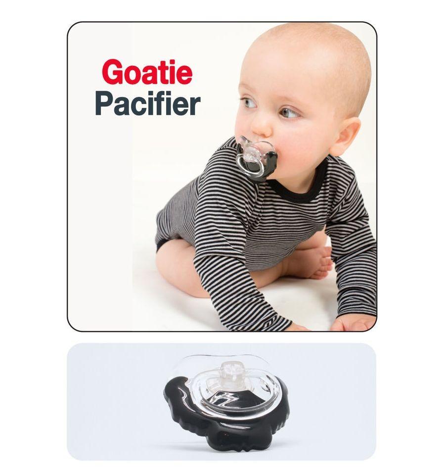 Bitten Baby Speen Pacifier - Sik