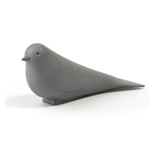 Qualy deurstop duif grijs