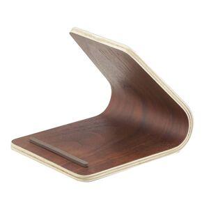 Yamazaki tablet houder Rin donker bruin hout