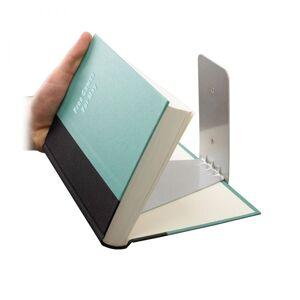 Umbra onzichtbare boekenplank Conceal klein - Zilver
