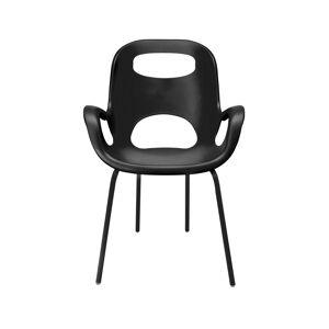 Umbra stapelbare stoel OH - Zwart