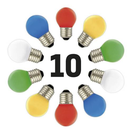 KS Verlichting Feestverlichting LED kleur