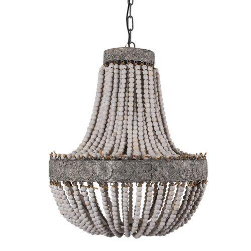KS Verlichting Kralen Hanglamp XL Zion ø51