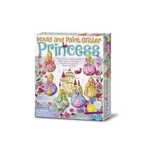 4MCreatief Gips Gieten En Verven: Prinses