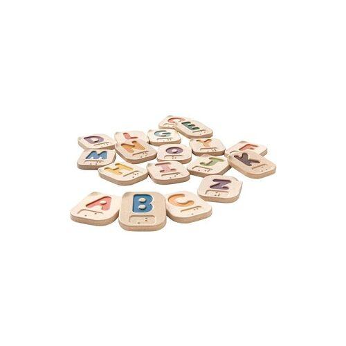 PlanToys Plan Toys houten braille alfabet
