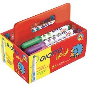 Giotto Schoolpack 36 pcs fibre pens MAXI
