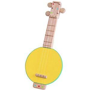 PlanToys Plan Toys houten muziekinstrument Banjolele