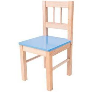 Bigjigs Blue Chair
