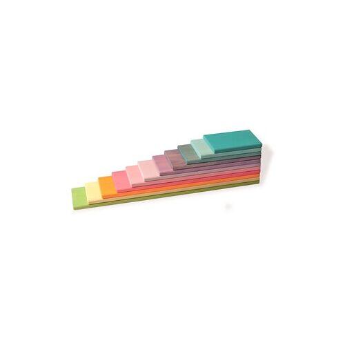 Grimm's pastelkleurige bouwplaten