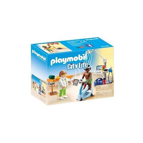 Playmobil City Life - Praktijk fysiotherapeut 70195