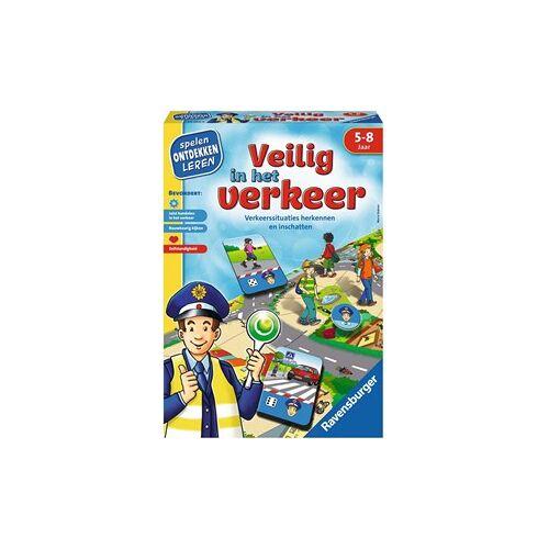 Ravensburger Veilig in het verkeer - leerspel