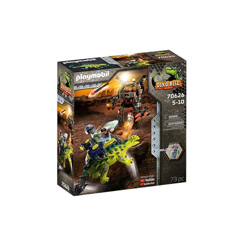 Playmobil Saichania: verdediging van de vechtersbazen  70626