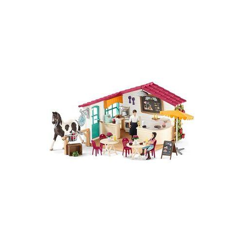 Schleich Paarden Ruiter Café 42519