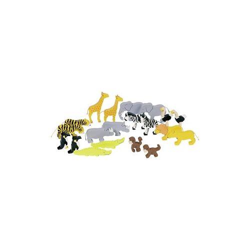 Goki Afrikaanse dieren