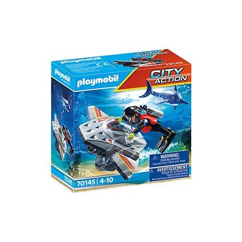 Playmobil City Action - Redding op zee: duikscooter in de reddingsmissie 70145